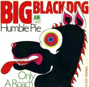 Big Black Dog - Image: Humble Big Black Dogsml