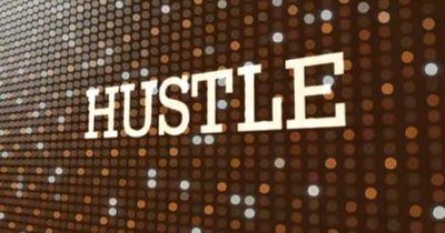 Picture of a TV show: Hustle