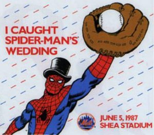 Spider-Man's wedding (live performance) - Image: I caught Spider Man's wedding