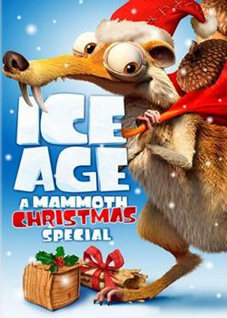Ice Age - A Mammoth Christmas poster.jpg