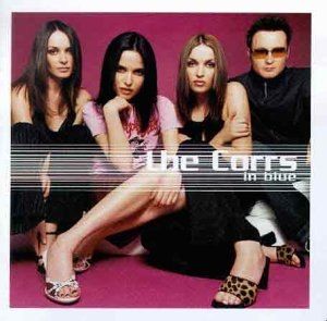 In Blue - Image: In Blue (The Corrs album cover art)