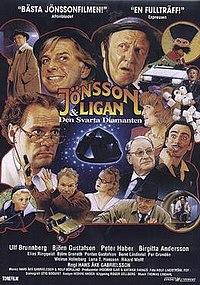 Jönssonligan & Den Svarta Diamanten