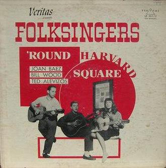 Folksingers 'Round Harvard Square - Image: J Baez Harvard Square