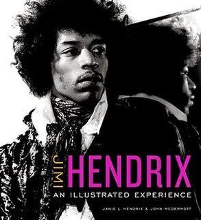 <i>Jimi Hendrix: An Illustrated Experience</i> book by Janie Hendrix