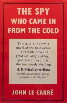 Cover for the Victor Gollancz first edition