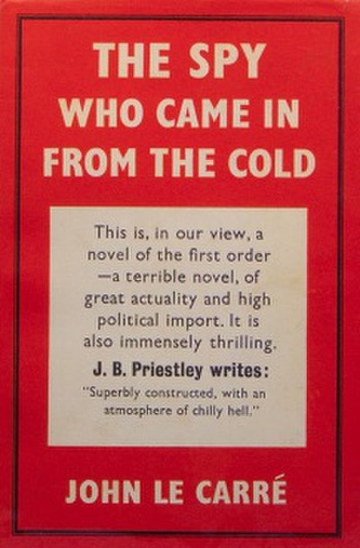 Picture of a book: The Spy Who Came In From The Cold