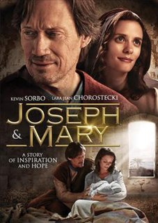 <i>Joseph & Mary</i> 2016 film directed by Roger Christian