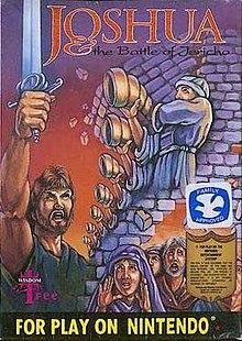 Joshua & the Battle of Jericho - Wikipedia