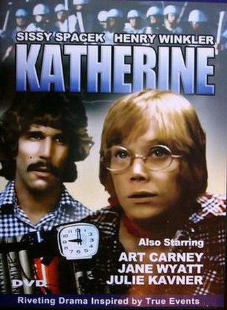 Katherine (film) - DVD cover