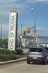 King of Prussia, Pennsylvania - Wikipedia