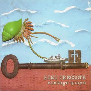 Vintage Quays - Image: Kingcreosote vintage