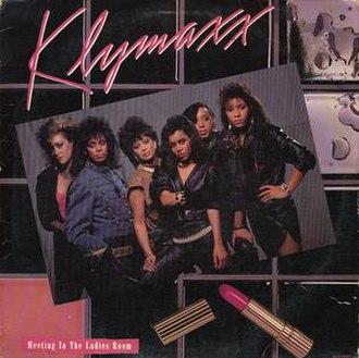 Meeting in the Ladies Room - Image: Klymaxx Meeting Ladies Room