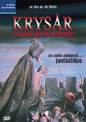 The Pied Piper (1986 film) - French DVD cover