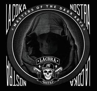 <i>Masters of the Dark Arts</i> 2012 studio album by La Coka Nostra
