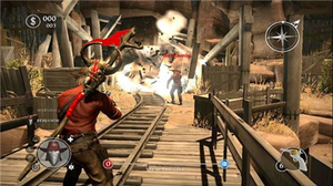 Lead and Gold: Gangs of the Wild West - Lead and Gold features four unique character classes and six game modes.