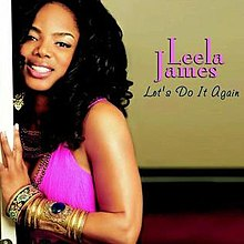 Leela James - Let's Do It Again album cover.jpg