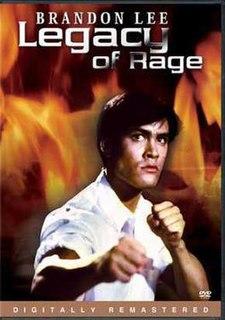 <i>Legacy of Rage</i> 1986 film by Ronny Yu
