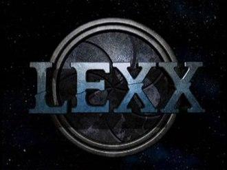 Lexx - The opening credits to Lexx
