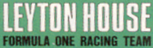 Leyton House Racing - Image: Leyton house logo