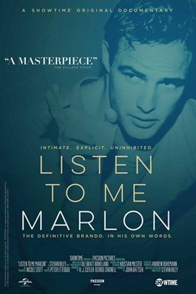 Picture of a movie: Listen To Me Marlon