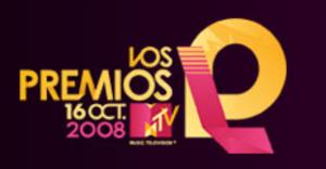 Los Premios MTV Latinoamérica 2008 - Image: Los Premios MTV2008