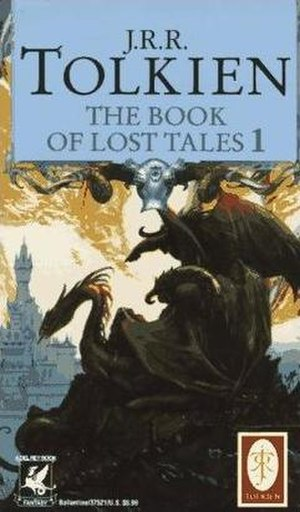 The Book of Lost Tales - Volume 1, illustrated by John Howe