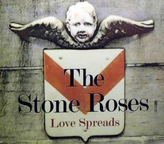 Love Spreads 1994 single by The Stone Roses