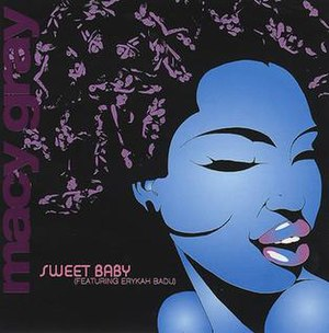 Sweet Baby (Macy Gray song) - Image: Macy Gray Featuring Erykah Badu Sweet Baby