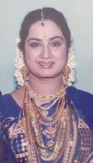Kalpana (Malayalam actress) Indian actress