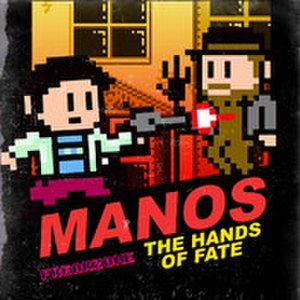 Manos: The Hands of Fate (video game) - App icon for Manos: The Hands of Fate
