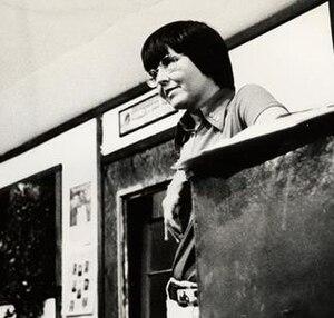 Mary Daly - Daly circa 1970