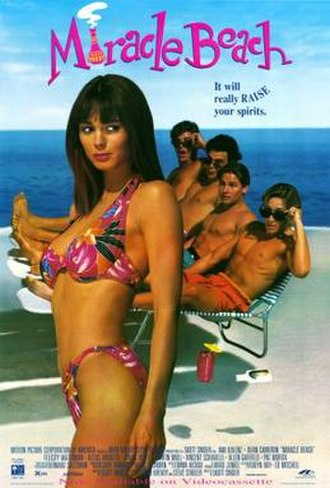 Miracle Beach - Image: Miracle Beach Film Poster