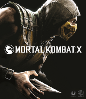 <i>Mortal Kombat X</i> 2015 fighting video game