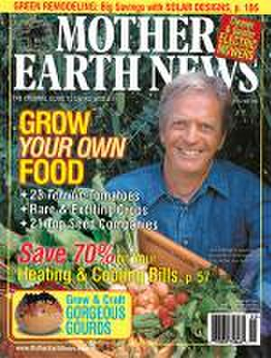 Mother Earth News - Image: Mother Earth News Cover 2005 04 01 home