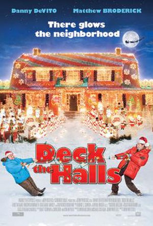 Deck the Halls (2006 film) - Theatrical release poster