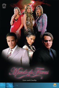 Mundo De Fieras Mexican Tv Series Wikipedia