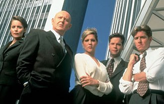 Murder One (TV series) - The major cast of Murder One (season 1)