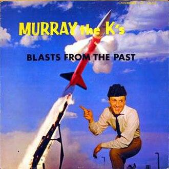 Murray the K - 1961 album cover