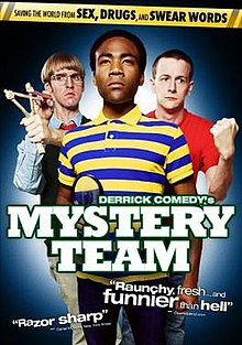 Download mystery team movie free