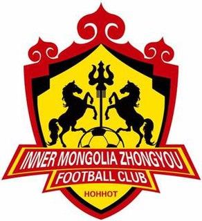 Inner Mongolia Zhongyou F.C. Chinese football club