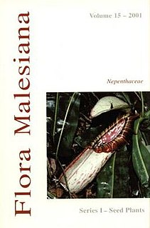 Nepenthaceae (2001 monograph) 2001 monograph of family Nepenthaceae