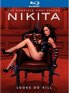<i>Nikita</i> (season 1) season of television series