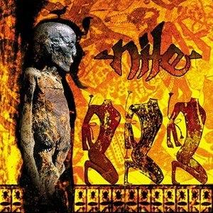 Amongst the Catacombs of Nephren-Ka - Image: Nile catacombs