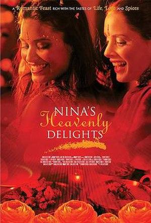 Nina's Heavenly Delights - Movie poster