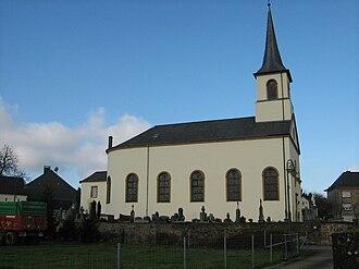 Nospelt - Nospelt church
