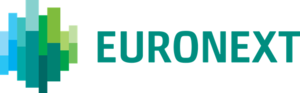 Brussels Stock Exchange - Image: Official Euronext logo