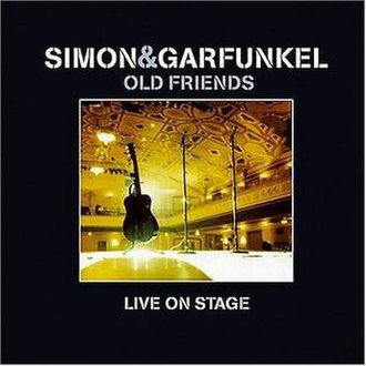 Old Friends: Live on Stage - Image: Old Friends, Live on Stage (Simon and Garfunkel album) coverart