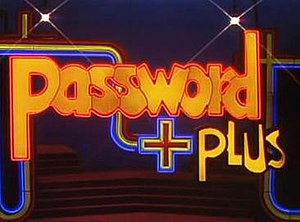 Password Plus and Super Password - Image: Password Plus