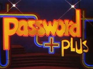 <i>Password Plus</i> and <i>Super Password</i>