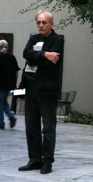 Peter Schjeldahl - Schjeldahl at MoMA in September 2009